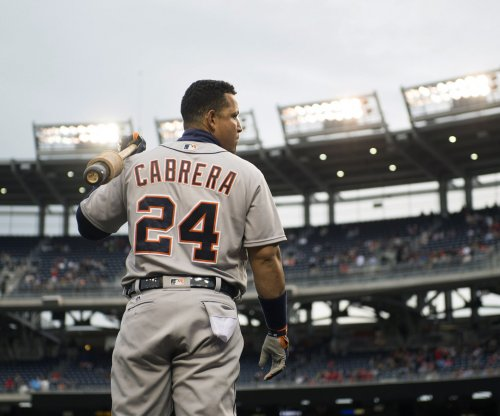 Detroit Tigers All-Star 1B Miguel Cabrera placed on disabled list with groin injury