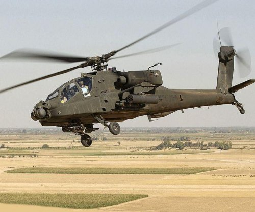 New Apache helicopter participates in U.S.-South Korean exercises