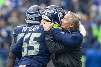 Seattle Seahawks tag defensive lineman Frank Clark