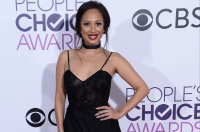 'Dancing with the Stars' pro Cheryl Burke marries in San Diego
