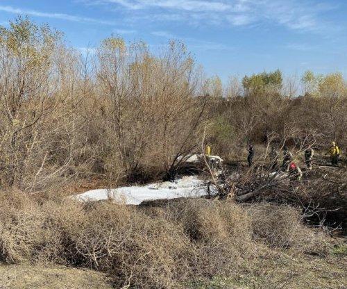 Small plane crash kills four in Southern California