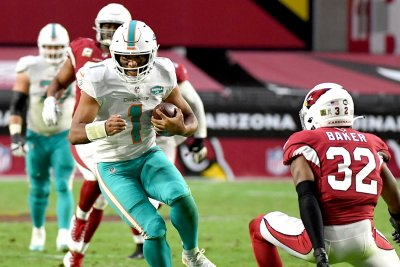 Dolphins' Tua Tagovailoa, Ravens' Lamar Jackson expected to start in Week 13