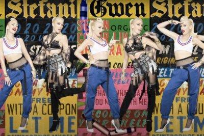 Gwen Stefani returns with 'Let Me Reintroduce Myself' single