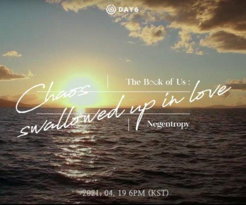Day6 shares lyric film for 'So Let's Love'