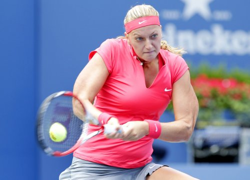 Kvitova tops Kerber for Pan Pacific title
