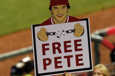 Pete Rose takes MLB rejection in stride