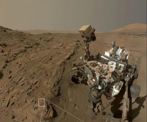 Curiosity rover analysis suggests Mars has oxygen-rich history