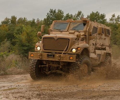 U.S. Navy to buy 40 MRAP MaxxPro Dash DXM vehicles