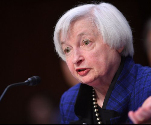 Fed chief Janet Yellen hints at interest rate hike this month