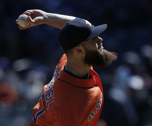 Dallas Keuchel stellar in Houston Astros' victory over Oakland Athletics