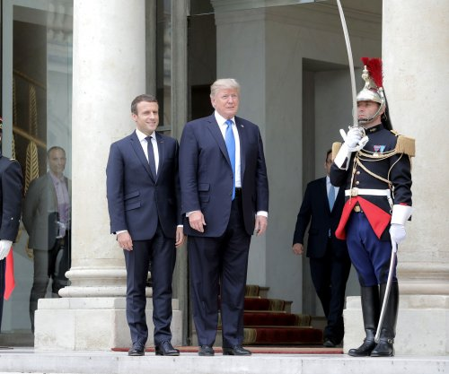Trump, Macron talk 'roadmap' against terrorism