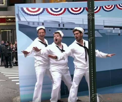 Hugh Jackman, Zac Efron, Zendaya join James Corden for 'Crosswalk the Musical'