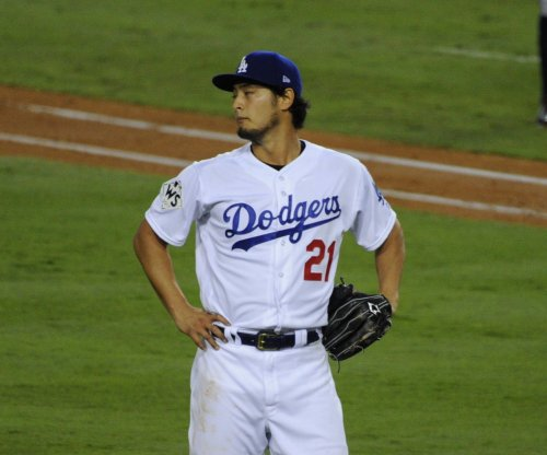 Yu Darvish meets with Chicago Cubs