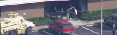 At least 5 killed in shooting at Florida bank