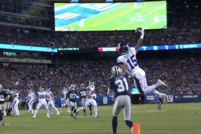 Giants' Golden Tate channels Odell Beckham Jr. for great catch vs. Cowboys