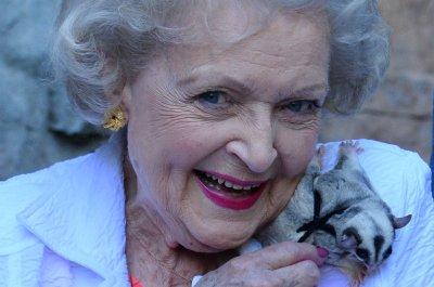 Celebrities wish Betty White a happy 99th birthday