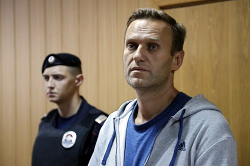 G7 condemns Russia's 'deplorable' arrest of opposition leader Navalny