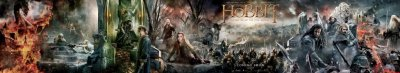'The Hobbit: Battle of the Five Armies' debuts epic tapestry poster