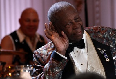 B.B. King cancels remaining tour dates due to illness