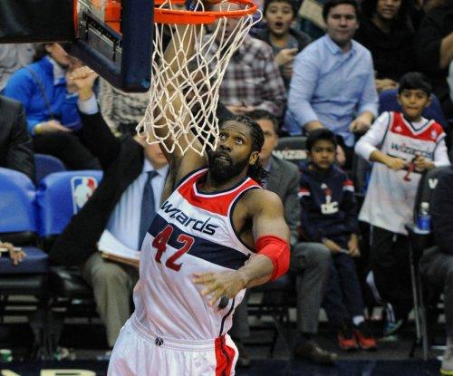 San Antonio Spurs, Washington Wizards jump it up in DC