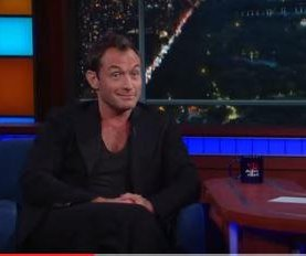 Jude Law on turning down the role of Superman: 'I just didn't fancy it'