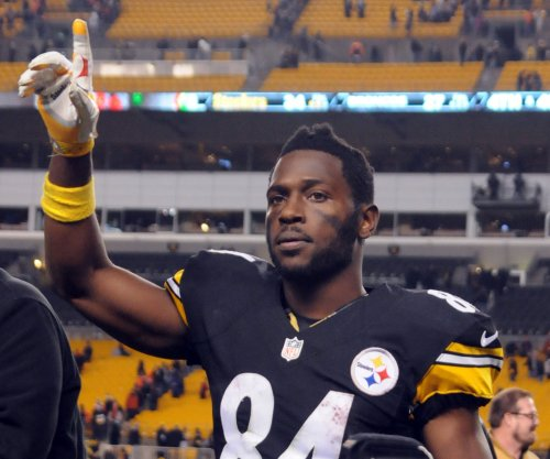 Pittsburgh Steelers' Antonio Brown won't hold out for more money