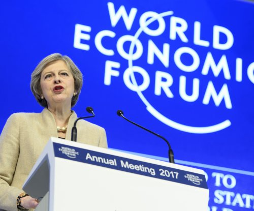 Theresa May: Britain open for business after 'Brexit'