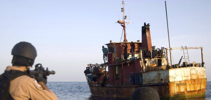 Somali pirates demand ransom for hijacked oil tanker - UPI com