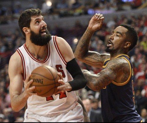 Nikola Mirotic, Jimmy Butler, Chicago Bulls too strong for Milwaukee Bucks