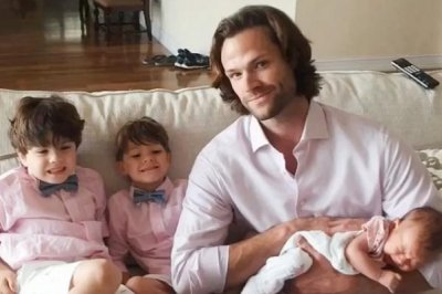 Jared Padalecki thanks his kids in heartfelt letter: 'You've humbled me'