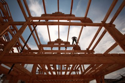 New U.S. home construction at strongest level in 12 years