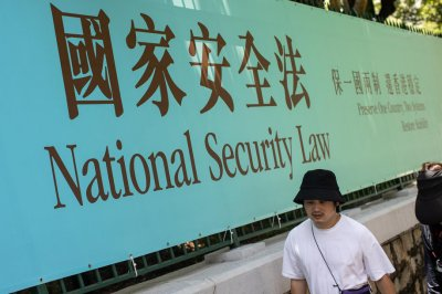 U.S. blacklists more Chinese officials over Hong Kong law