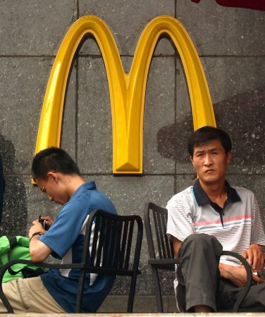 McD's chief: Cut taxes, curb fed spending