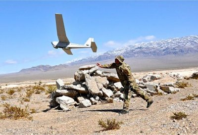 Army orders more spare parts for small unmanned aerial systems