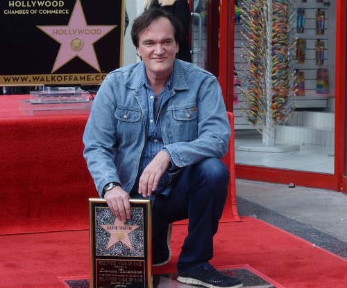 Quentin Tarantino accused of copyright infringement over 'Django Unchained'