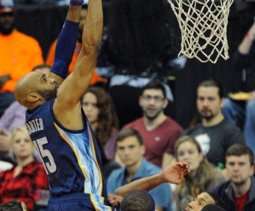 Memphis Grizzlies' Vince Carter wins Twyman-Stokes Award