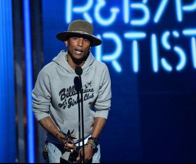 Pharrell Williams joins Elmo and Cookie Monster on 'Sesame Street' song