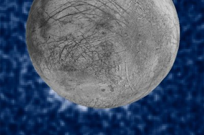 NASA presents new evidence of water plumes on Europa