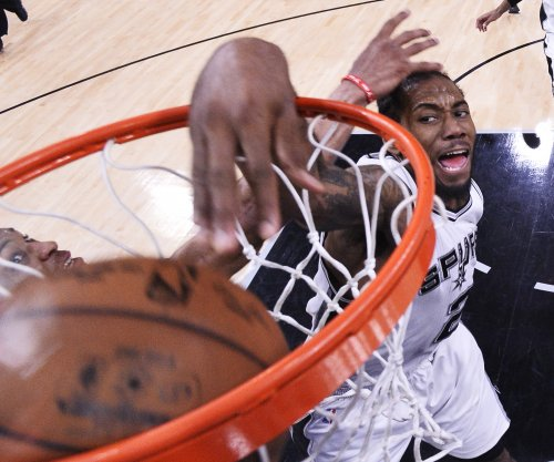San Antonio Spurs SF Kawhi Leonard is game-time decision for Game 6