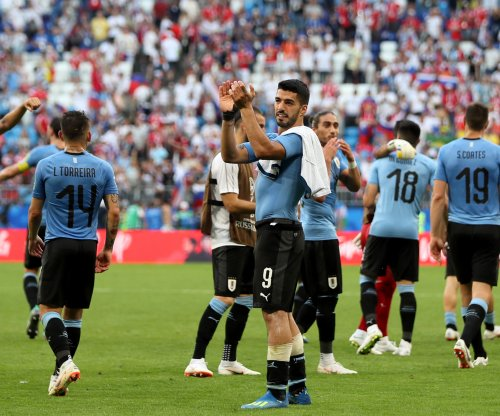 World Cup: Uruguay defeats Russia 3-0