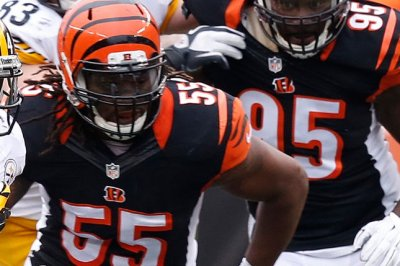 Bengals rule out LB Burfict
