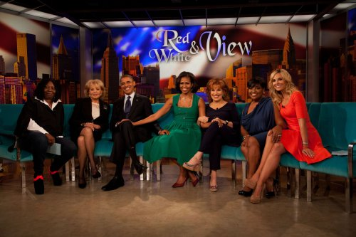 Walters, Hasselbeck not leaving 'The View'