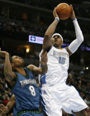 NBA: Minnesota 106, Denver 100