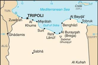 Islamic State's Libya affiliate beheads 21 Coptic Christians from Egypt