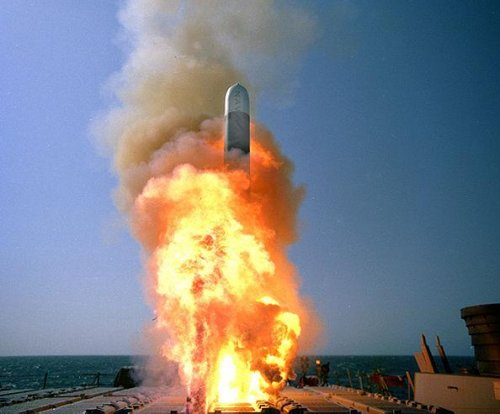 Raytheon testing new target seeker for Tomahawk missiles