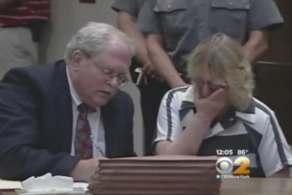 Joyce Mitchell pleads guilty to N Y  prison escape charges - UPI com