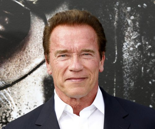Arnold Schwarzenegger will replace Donald Trump on 'Celebrity Apprentice'