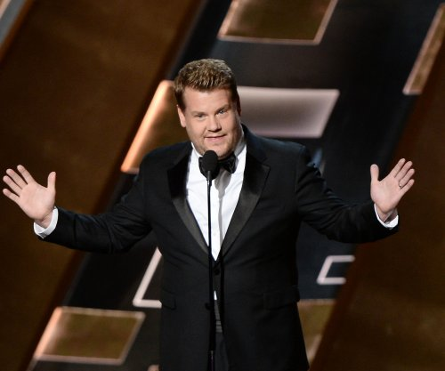 Corden 'terrified' at hosting Tony Awards