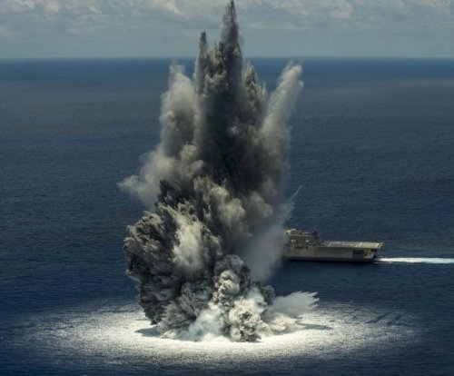 USS Jackson completes full ship shock trials