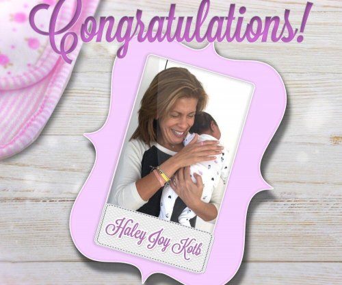 Hoda Kotb of 'Today' adopts baby girl